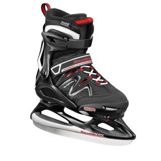 Rollerblade Comet XT Ice schwarz rot