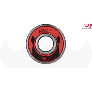WICKED ABEC 7 Freespin 608 12 pack