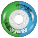 Powerslide Spinner Wheels 80mm 85A 4pack grün