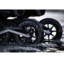 Powerslide Torrent ( Rain ) Wheels 4er Pack Black 110mm 84A