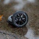 Powerslide Torrent ( Rain ) Wheels 6er Pack Black 125mm 84A