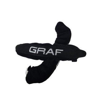 Graf Kufenschoner Stoffschoner Blade Guard black