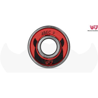 WICKED ABEC 9 Freespin16 pack Tube