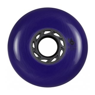 Undercover Wheels Team 80mm 86A Bullet Radius, violet 4er Pack