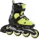 Rollerblade Microblade SE neon gelb/schwarz-rot