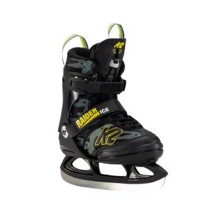 K2 Raider Ice schwarz gelb