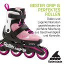 Rollerblade Microblade G rosa weiss