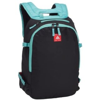 K2 Alliance Back Pack Schwarz Mintgrün
