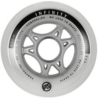 Powerslide Infinity Wheels 84mm 4 pack