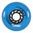 Powerslide Spinner Wheels 80mm 88A 4 pack blau