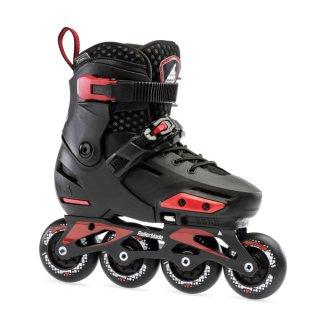 Rollerblade Apex Schwarz Rot